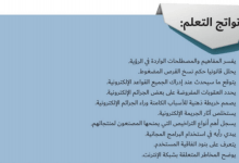 Photo of حل الرؤية الثالثة القواعد والأمان الإلكتروني من كتاب المواطنة الرقمية دراسات اجتماعية صف ثاني عشر فصل ثاني