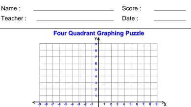 Photo of ورقة عمل رياضيات منهج إنجليزي صف سادس فصل ثاني