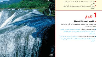 Photo of حل درس المياه علوم صف رابع فصل ثالث
