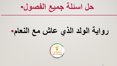 Photo of تلخيص رواية الولد الذي عاش مع النعام جميع الفصول