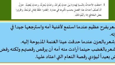 Photo of حل الفصل الخامس والثلاثون التحول إلى إنسان (الولد الذي عاش مع النعام )