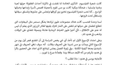 Photo of تلخيص الفصل السابع وعده الأول|عساكر قوس قزح