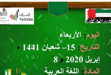 Photo of مفردات درس مثلث ودائرة لغة عربية صف ثاني فصل ثالث