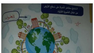 Photo of حل درس النظام البيئي في كوكب الأرض دراسات اجتماعية صف ثالث فصل أول
