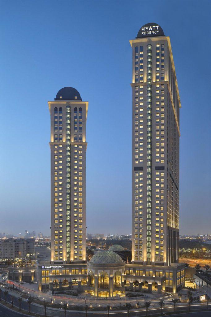 فندق حياة ريجنسي دبي الكورنيش 4