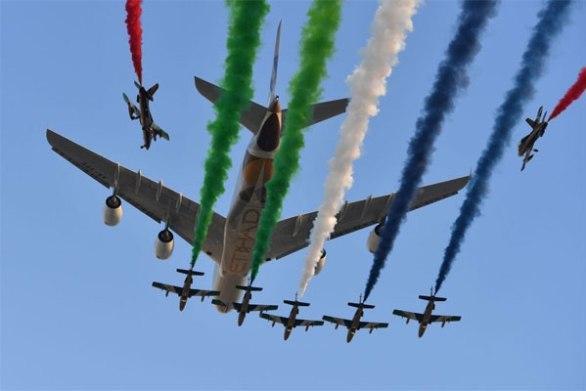 Dubai National Day Airshow 2019