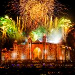 Dubai National Day Fireworks event