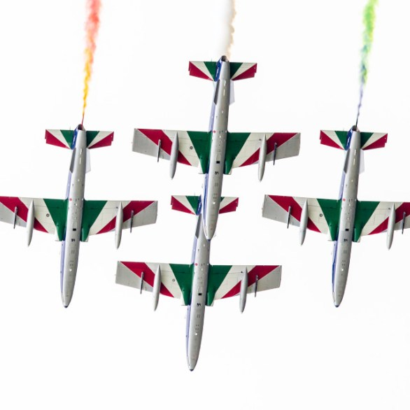 UAE National Day Airshow Timing