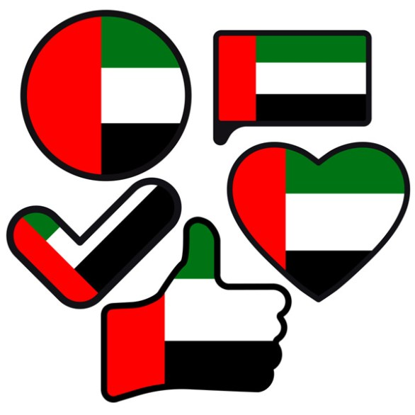 uae national day logo
