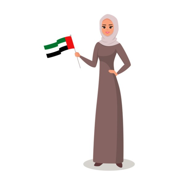uae national day women