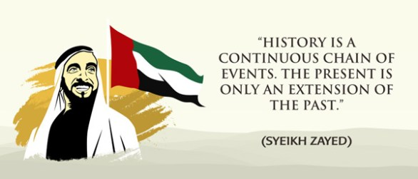 sheikh zayed quotes