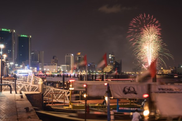 uae national day 2018 fireworks