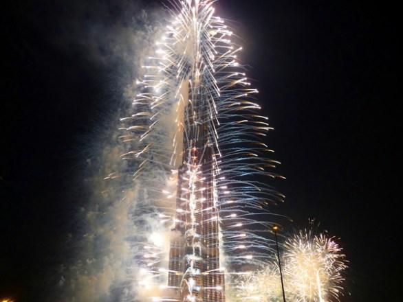 burj khalifa nye fireworks