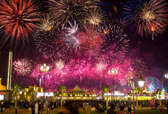 Fireworks-global-village-Du