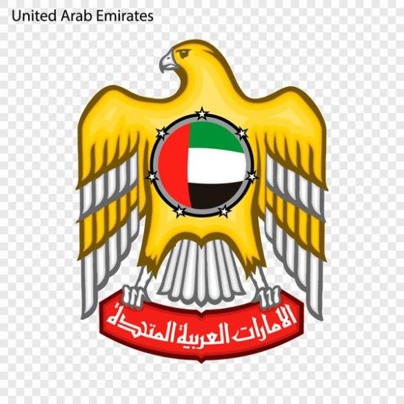 NATIONAL EMBLEM UAE