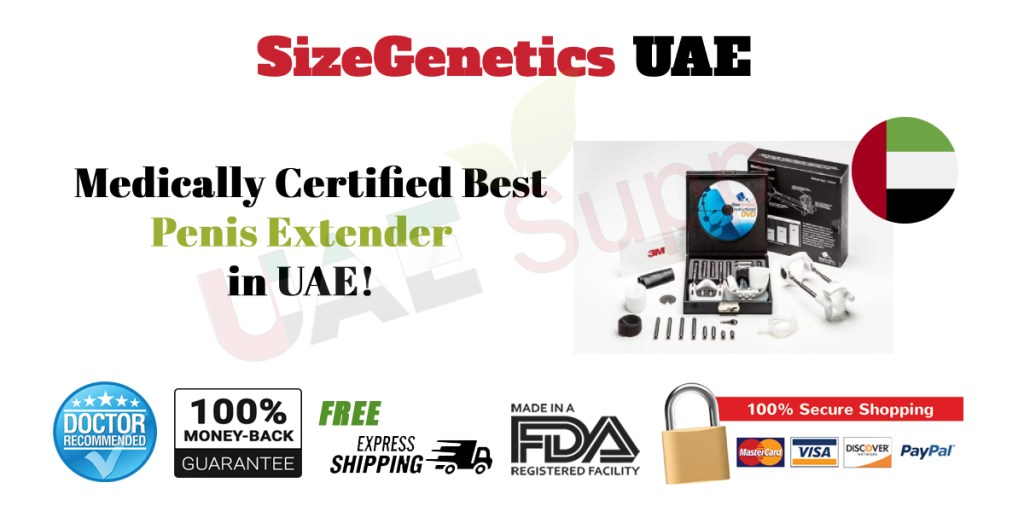 SizeGenetics UAE Review