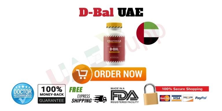 Buy D-Bal in UAE