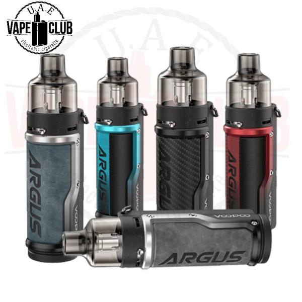 VOOPOO ARGUS POD MOD KIT BUY 40W | Best vape shop in UAE We have more Products for Vape Device, Heets, Myle kit, Juul kit Pod all Disposable Buy Uaevapeclub.com
