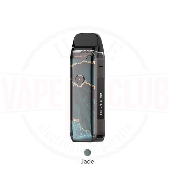 Vaporesso luxe pm40 Pod Kit Best Authentic Buy Uae Vape Club LUXE PM40 Mod 2 x LUXE PM40 Cartridge 1 GTX 0.6Ω Coil1 GTX 0.8Ω Coil1 Type-C USB Cable 1 User Manual 1 Warranty Card