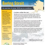Bering Strait Sea Ice for 2018