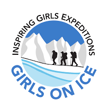 inspiring girls expeditions girls on ice logo