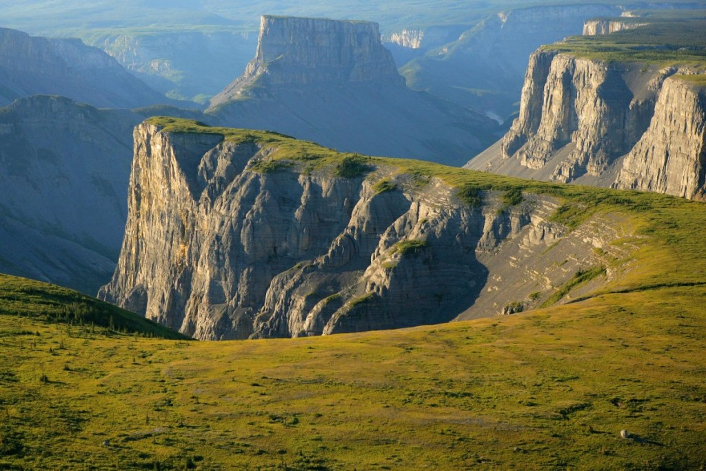 Ram Plateau, northwest territories, Canada