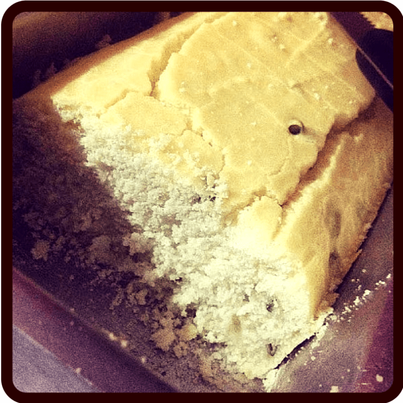Receita de pão sem glúten com mix de farinhas.