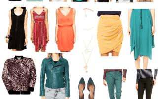 Guarda-roupa cápsula de outono
