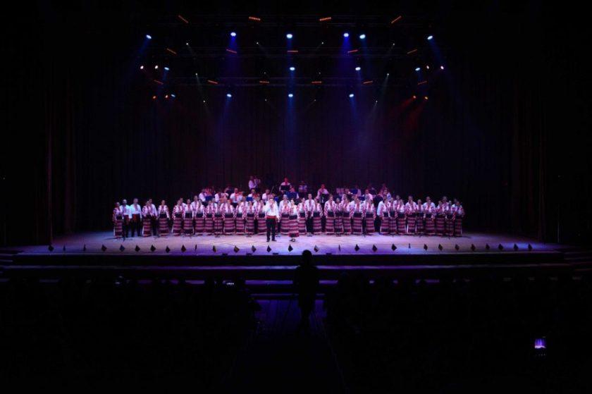 ''Пісні і танці народів світу'': Хор імені Григорія Верьовки вразив новою програмою. Фото: Національний хор імені Григорія Верьовки