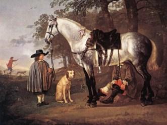 Aelbert-CUYP-Grey-Horse-in-a-Landscape-XVII-sec-Museum-Boijmans-Van-Beuningen-Rotterdam-580x433[1]