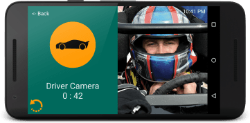 Driver Cam Screen