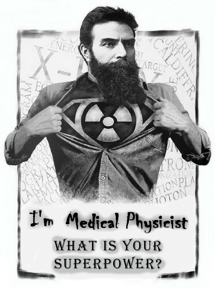 Happy Medical Physicist Day!