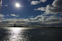 Ellis Island and Statue of Liberty