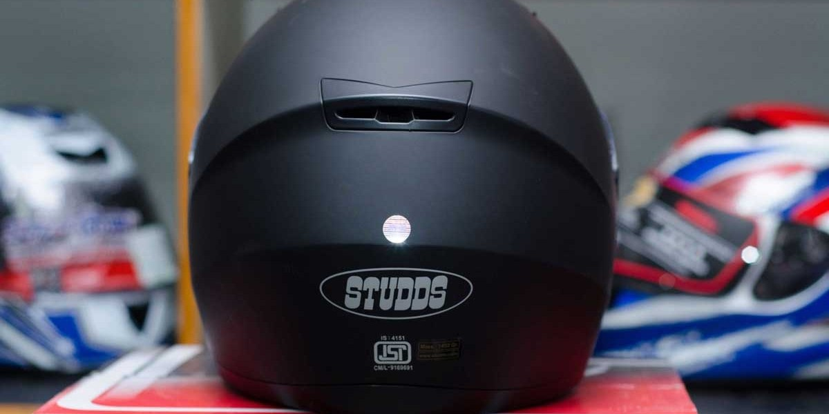 STUDDS Accessories Ltd. The world's largest two-wheeler helmet manufacturer (in terms of volumes sold in a year), has launched Crest Helmet. Studds is claiming that all new Studds Crest is safer and affordable for customers.