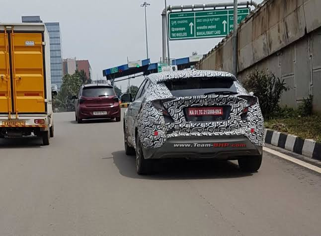 Toyota C-HR was spotted testing here in India quite some time ago. Out of the four SUV segments sub-four meter, Sub-Compact, Mid-Size and Full Size.  Toyota already has two SUVs in place - Toyota Fortuner which comes as a full-size SUV and The Toyota Urban Cruiser which comes under the Sub-Four meter SUV segment.