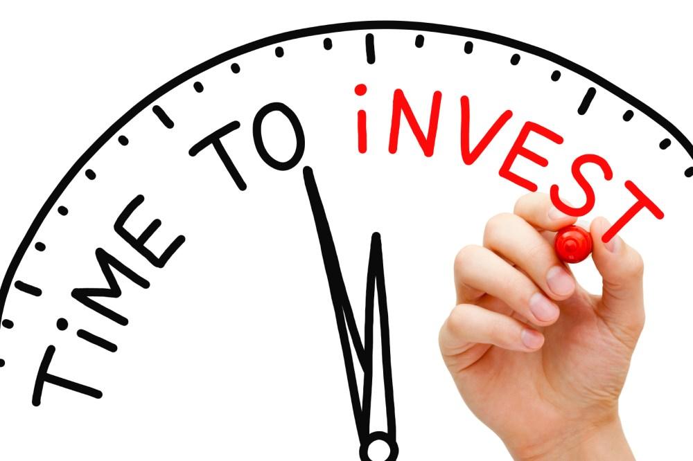 waktunya berinvestasi