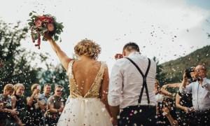 bisnis wedding modal kecil