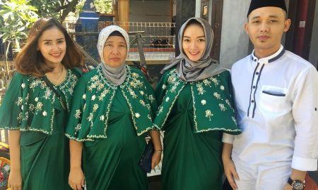 kumpul bersama keluarga saat lebaran
