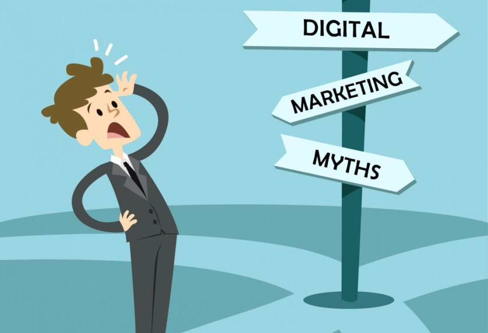 mitos bisnis