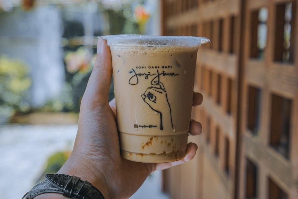 minuman kopi susu