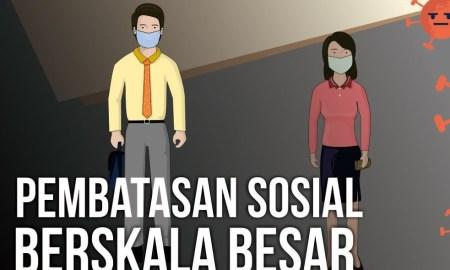 Pembatasan Sosial Berskala Besar