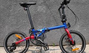 alternatif sepeda lipat selain brompton