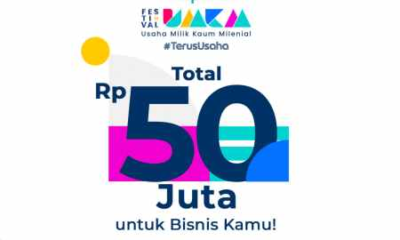 Festival UMKM #TerusUsaha