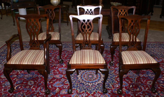 mahogany dining room chairs | best chair design ideas