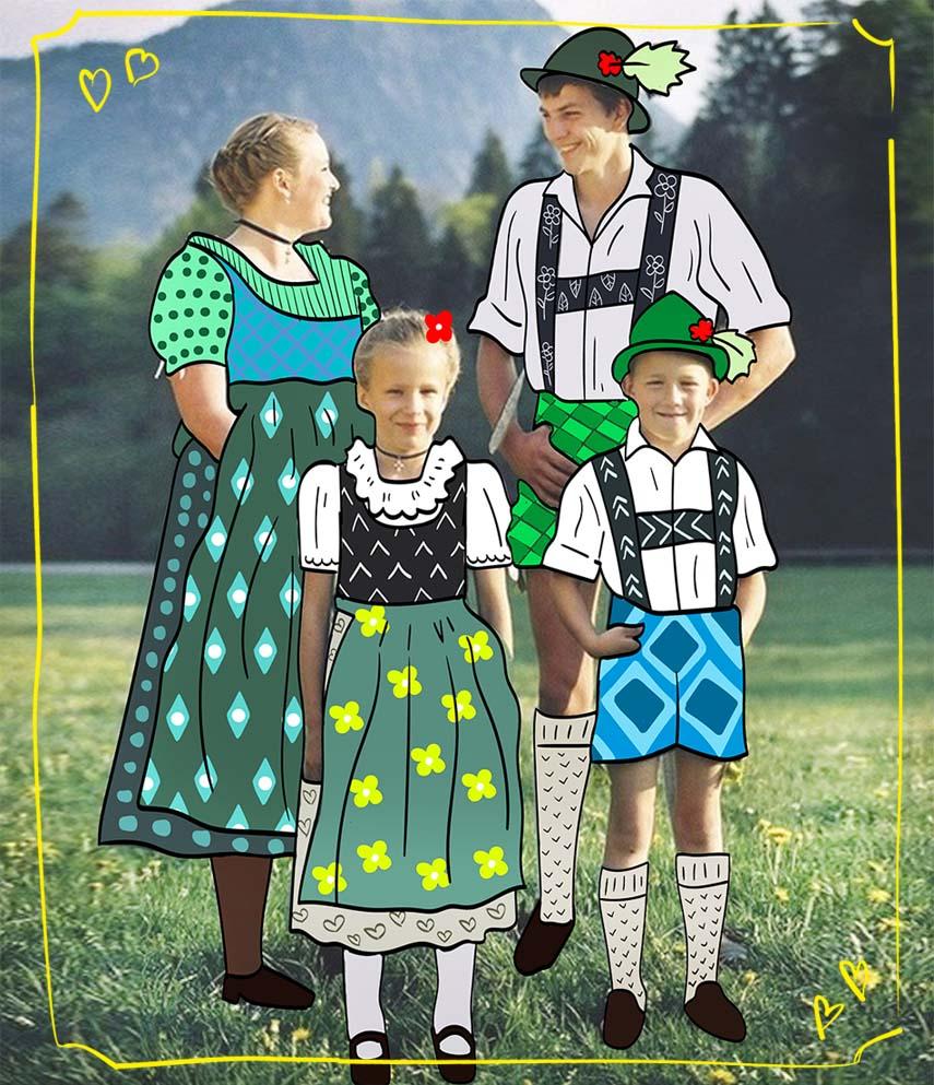 Au-Pair Австрия
