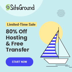 Website Hosting and Domain Names with SiteGround