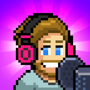 PewDiePie's Tuber Simulator 1.4.0 MOD APK (Unlimited Money)