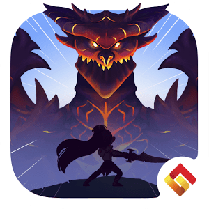 Taps & Dragons Idle Heroes 1.1.28f APK + MOD (Infinite Coins