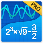 Graphing Calculator + Math PRO v 4.8.124 APK