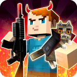 Mad GunZ Online Shooter V1.1.10 APK + MOD (free Shopping)